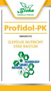 Bioka s.r.o. Profidol-PK listové hnojivo