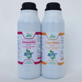 2 bal Imunofol + CuproTonic