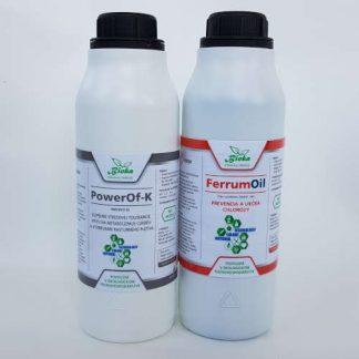 2bal PowerOf-K + FerrumOil