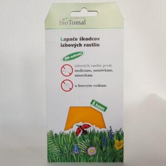 Balenie Lapače škodcov izbových rastlín