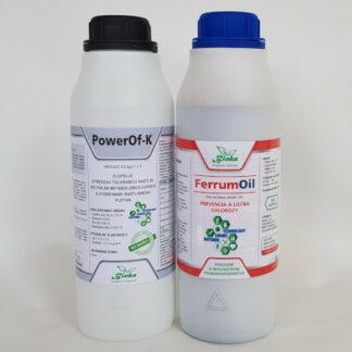 Balíček B2 - PowerOf-K+FerrumOil