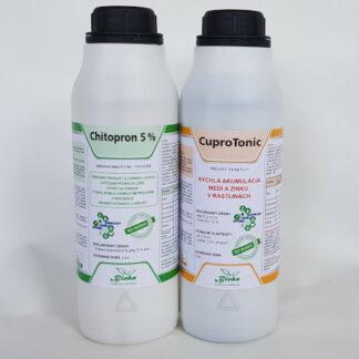 Balíček C2 - Chitopron5%+CuproTonic