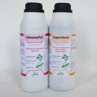 Balíček D2 - Imunofol+CuproTonic